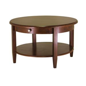 ashley-furniture-round-wood-coffee-table-2