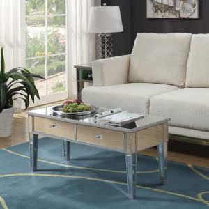 convenience-concepts-mirrored-circle-coffee-table