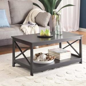 convenience-concepts-white-wood-oval-coffee-table