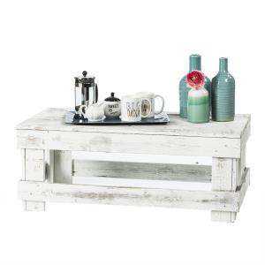 del-huston-white-wood-oval-coffee-table