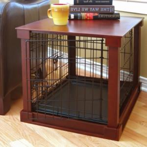merry-products-large-dog-crate-coffee-table