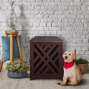 modern-lattice-large-dog-crate-coffee-table