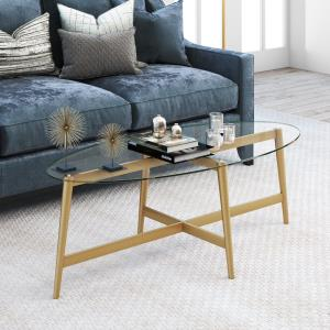 oval-coffee-table-gold
