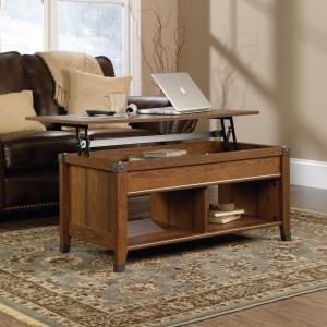 sauder-carson-low-industrial-coffee-table