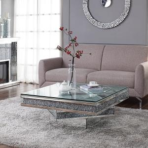 studded-mirrored-coffee-table
