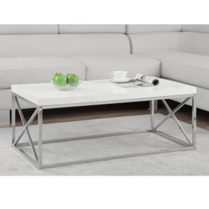 white-wood-oval-coffee-table-1