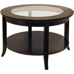 winsome-wood-round-coffee-table-espresso-1